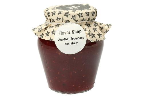 Pure Flavor Confiture de fraises et de framboises