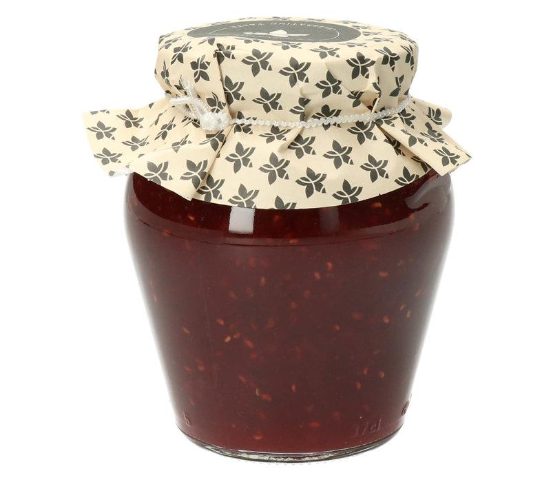 Confiture de fraises et de framboises 37,5 cl