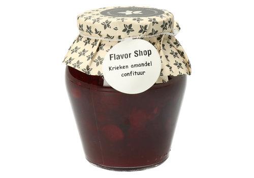 Pure Flavor Confiture de cerises et d'amandes