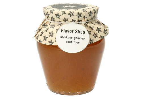Pure Flavor Confiture d'abricots au gingembre