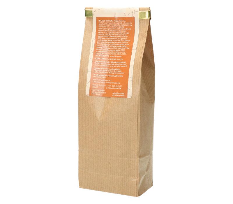 Pittige mix gezouten 200 g