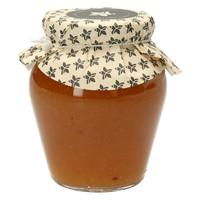 Confiture de fruits de la passion, d'abricots et d'ananas  375 ml