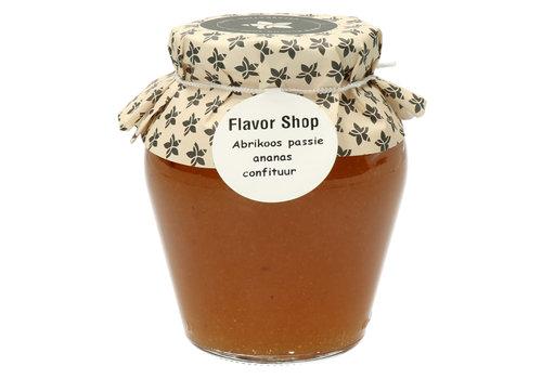 Pure Flavor Confiture de fruits de la passion, d'abricots et d'ananas