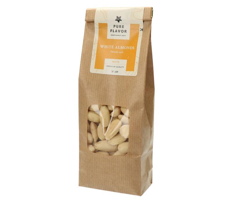 Amandes blanches non salées 200 g