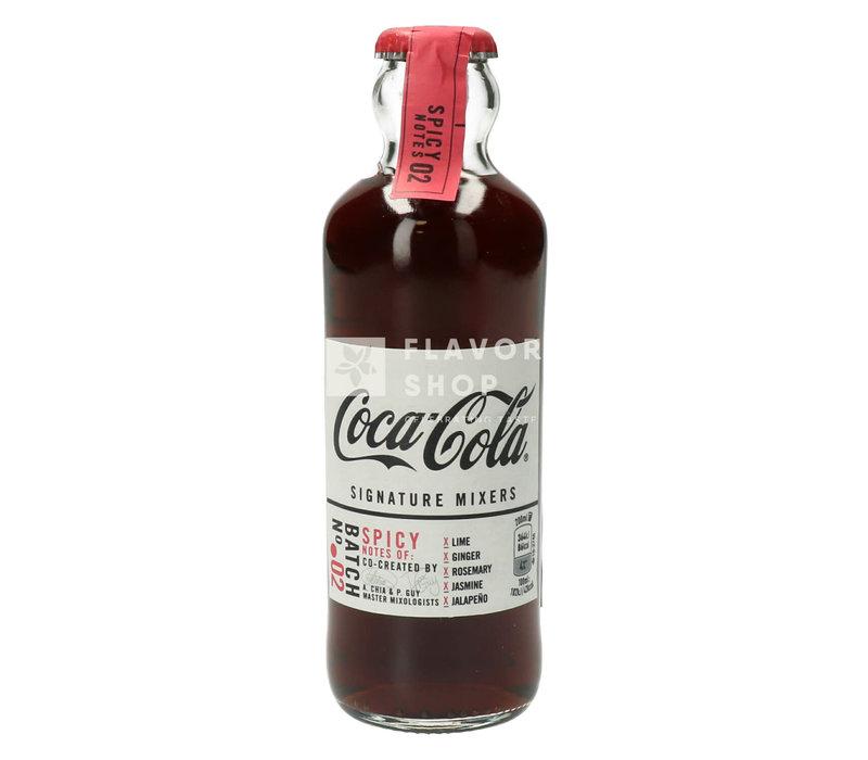 Spicy Notes Coca Cola Signature Mixer