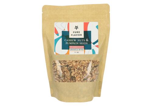 Pure Flavor Pure Cashew & Pumpkin Seeds Granola 300 g*