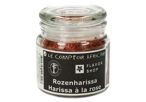Le Comptoir Africain x Flavor Shop Rozenharissa