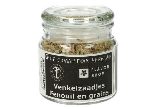 Le Comptoir Africain x Flavor Shop Venkel zaadjes