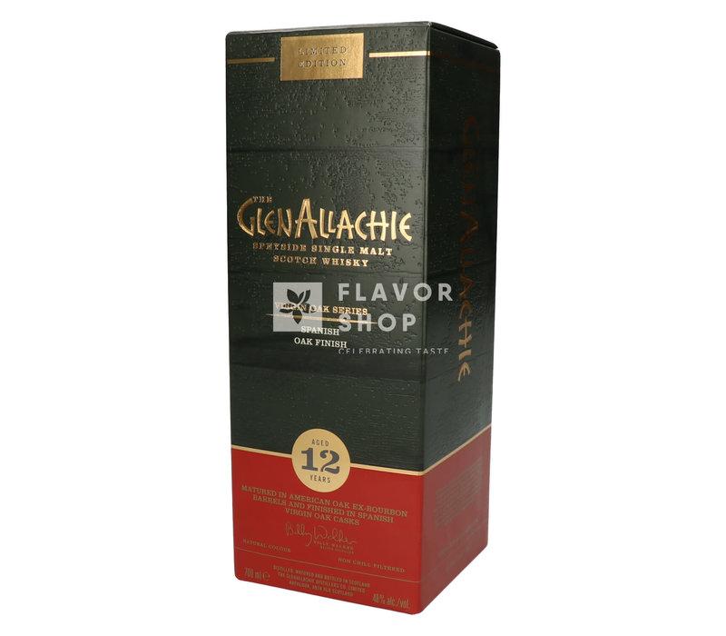 Glenallachie 12y Spanish Virgin Oak Finish - 70 cl