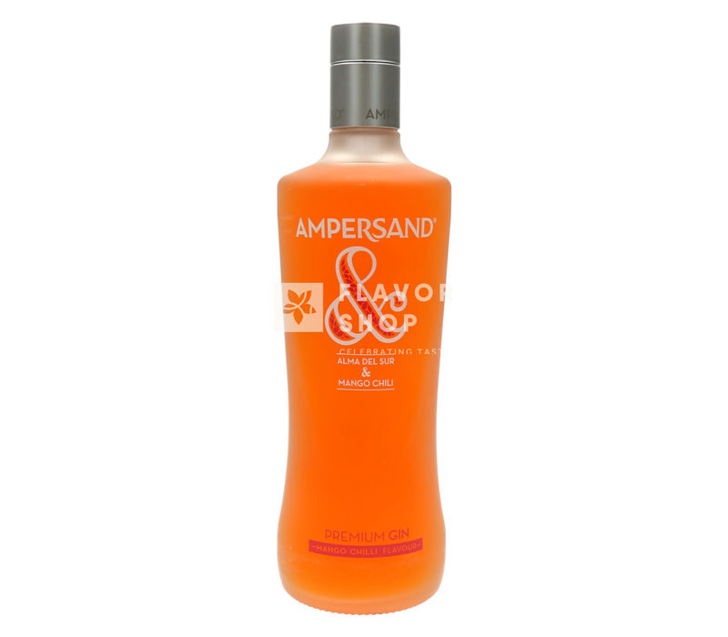 Ampersand Mango & Chili Gin - 70 cl