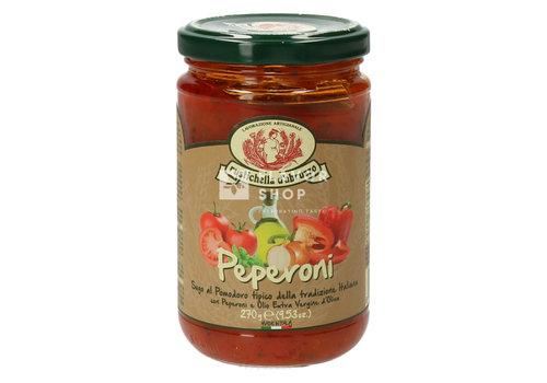 Rustichella d'Abruzzo Sugo al Peperoni