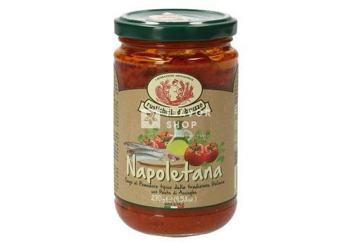 Rustichella d'Abruzzo Sugo alla Napoletana