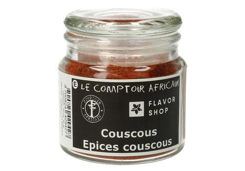Le Comptoir Africain x Flavor Shop Couscouskruiden
