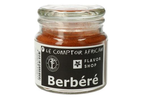 Le Comptoir Africain x Flavor Shop Berbérémix