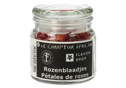 Le Comptoir Africain x Flavor Shop Rozenblaadjes