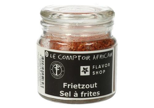 Le Comptoir Africain x Flavor Shop Frietzout
