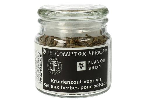 Le Comptoir Africain x Flavor Shop Kruidenzout voor vis