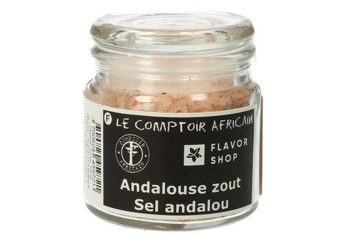 Le Comptoir Africain x Flavor Shop Andalousisch Zout