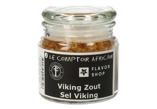 Le Comptoir Africain x Flavor Shop Viking Zout