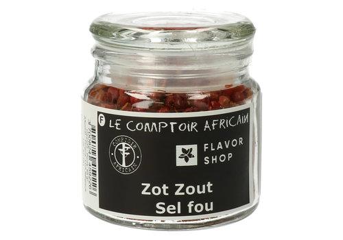 Le Comptoir Africain x Flavor Shop Zot Zout