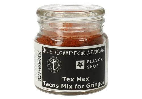 Le Comptoir Africain x Flavor Shop Tex Mex kruidenmengeling