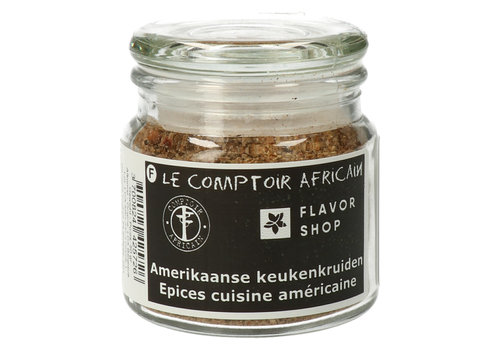 Le Comptoir Africain x Flavor Shop Amerikaanse keukenkruiden