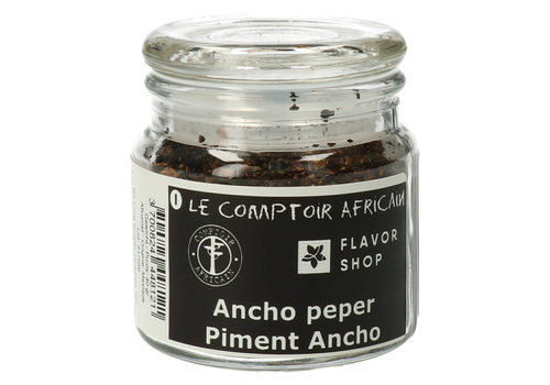 Le Comptoir Africain x Flavor Shop Ancho peper