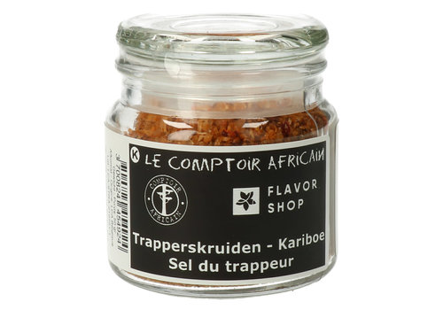 Le Comptoir Africain x Flavor Shop Kariboe kruiden