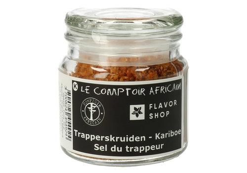 Le Comptoir Africain x Flavor Shop Mélange Caribou