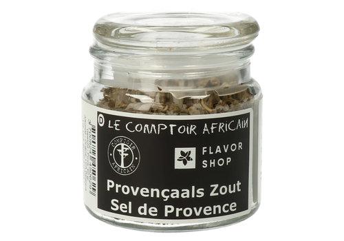 Le Comptoir Africain x Flavor Shop Provençaals zout