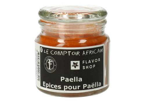 Le Comptoir Africain x Flavor Shop Paëlla kruiden