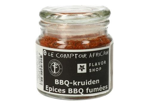 Le Comptoir Africain x Flavor Shop Barbecuekruiden gerookt