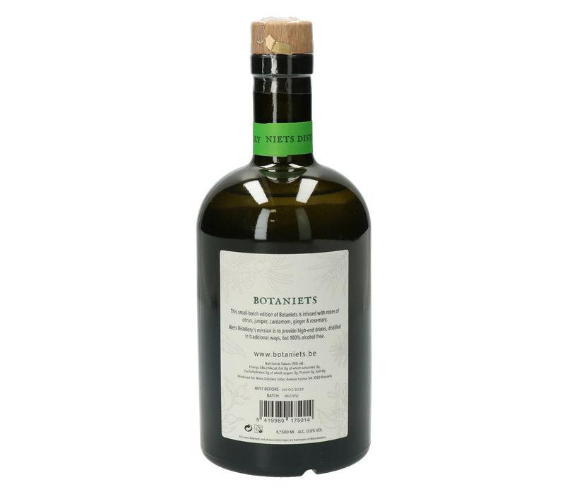 Botaniets alcoholvrije gin 50 cl - BIO