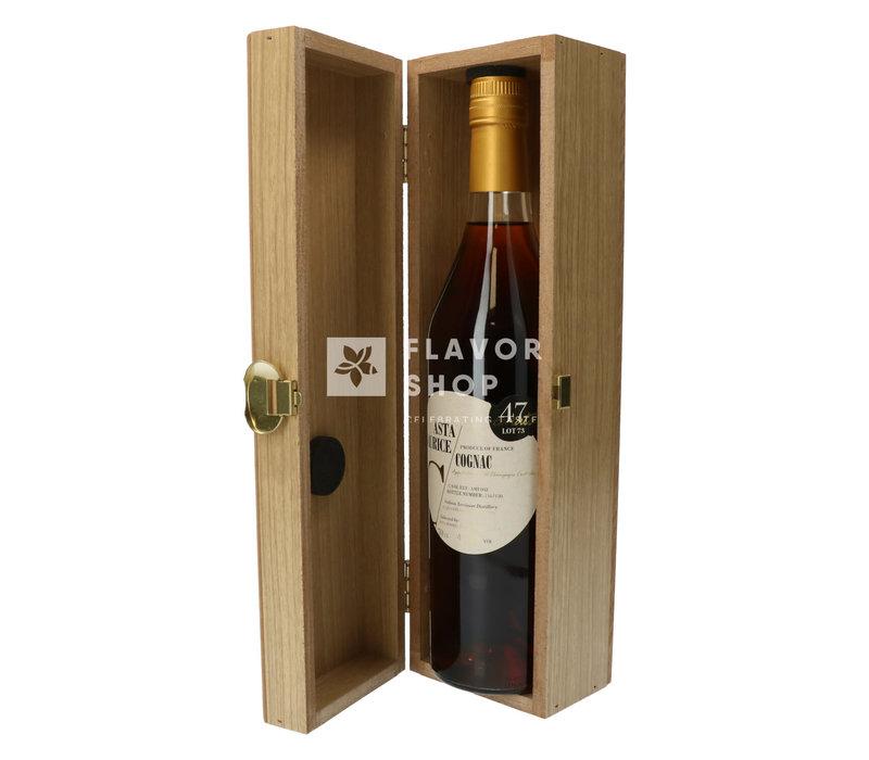 Asta Maurice Cognac 47 Carats Lot 73 - 70 cl