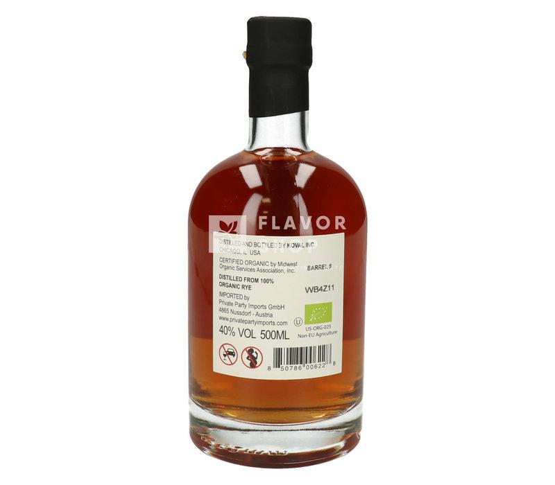 Koval Rye Whiskey 50 cl