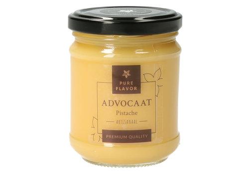 Pure Flavor Advocaat Pistache