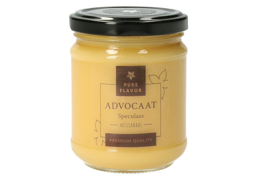 Pure Flavor Advocaat Speculaas