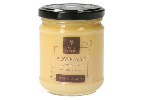 Pure Flavor Advocaat Limoncello 228 ml