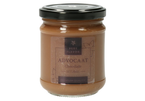 Pure Flavor Advocaat Chocolade 228 ml