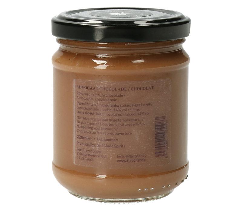 Advocaat Chocolade 228 ml