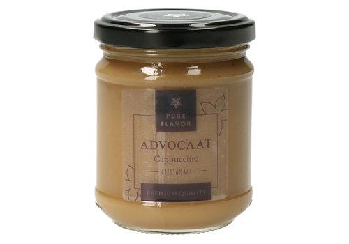 Pure Flavor Advocaat Cappucino 228 ml
