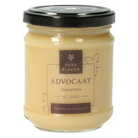 Advocaat Amaretto 228ml - Het Geel Genot