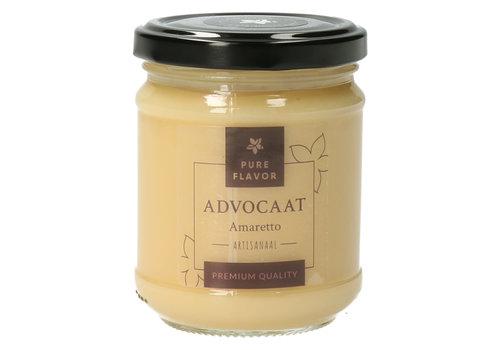 Pure Flavor Advocaat Amaretto 228 ml