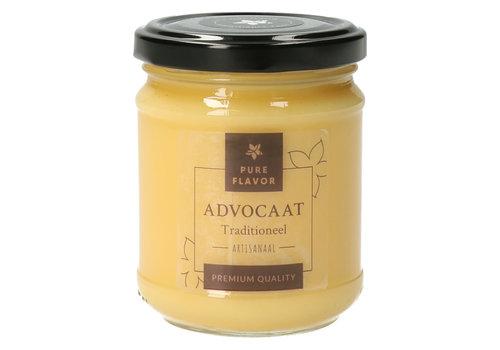 Pure Flavor Advocaat Tradition 228 ml