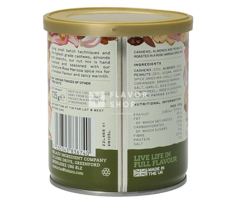 Rose Harissa Nut Mix 135 g