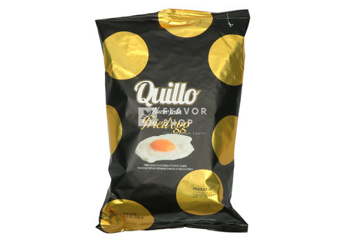 Quillo Chips Fried Egg
