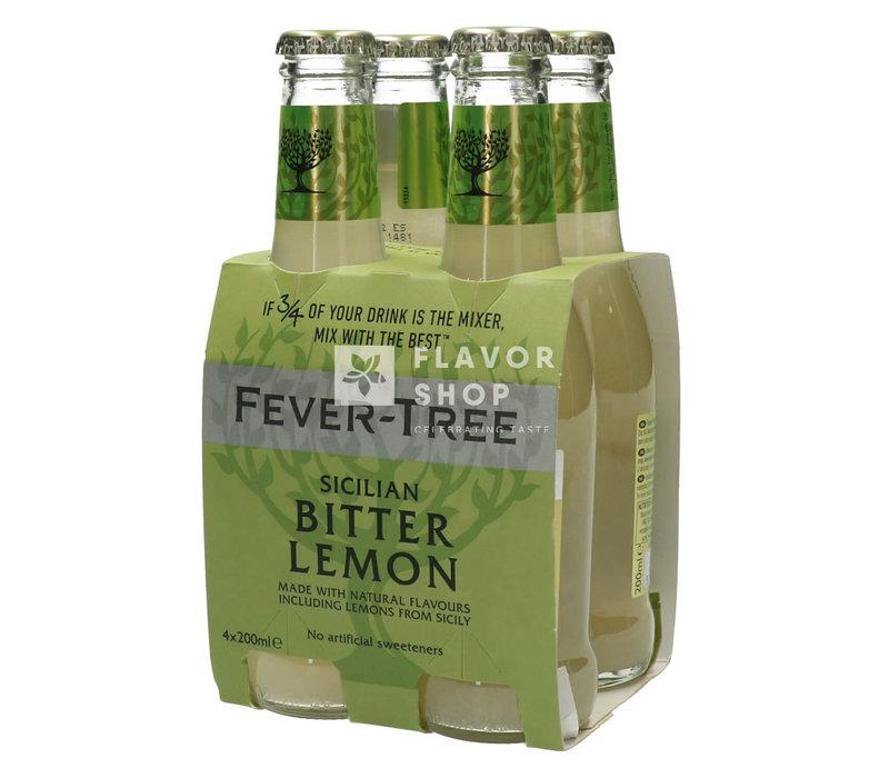 Fever Tree Sicilian Bitter Lemon Clip van 4