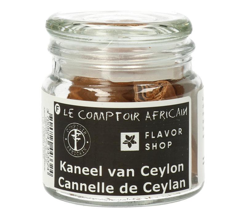 Kaneel van Ceylan 4 cm
