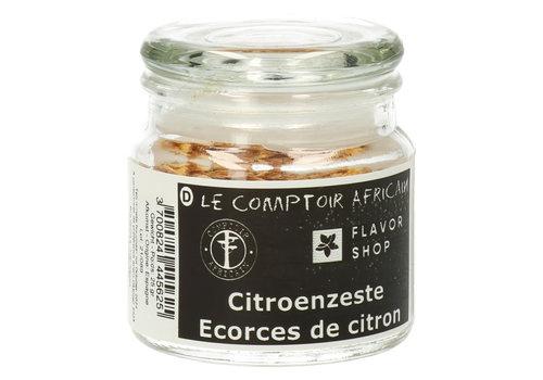 Le Comptoir Africain x Flavor Shop Citroenzeste - stukjes