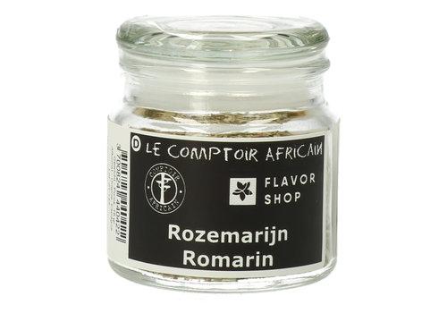 Le Comptoir Africain x Flavor Shop Rozemarijn